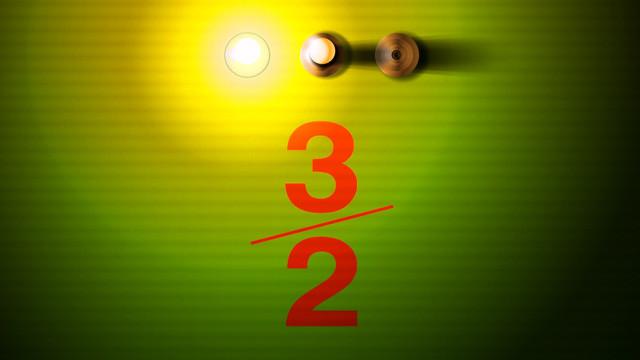 中3階階数表示