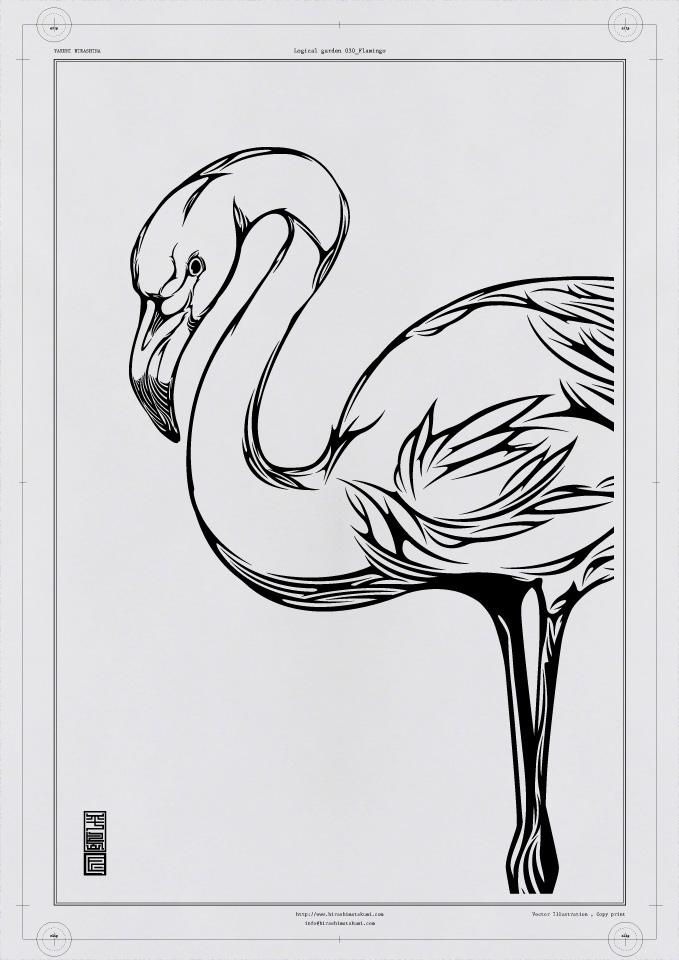 030 Flamingo