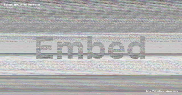 WordPress 投稿の埋め込み(Embed)機能の表示方法